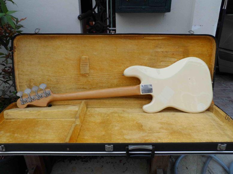 Fender P-38 P bass